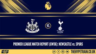 Premier League Match Report (15/07/20): Newcastle 1-3 Spurs