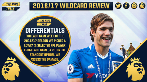 WEEKLY WILDCARDS 2016/17: End of Season Review
