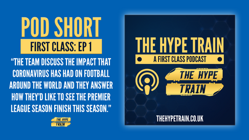 First Class Podcast Short: How should football move forward due to Coronavirus?