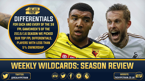Weekly Wildcards: 2015/16 Season Review