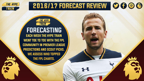 FPL FORECAST 2016/17: End of Season Review