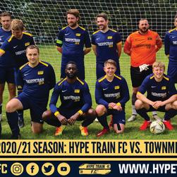 EBFL 2020/21 Season: Hype Train FC vs. Townmead FC