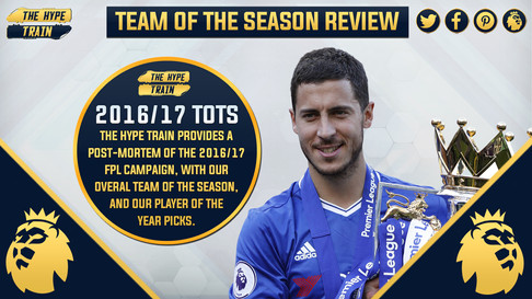 FPL 2016/17 REVIEW: Team of the Season
