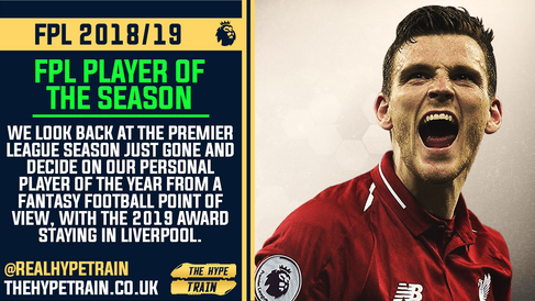 FPL 2018/19 REVIEW: Player of the Season