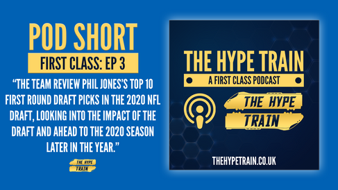 First Class Podcast Short: Reviewing our Top 10 picks in the 2020 NFL Draft