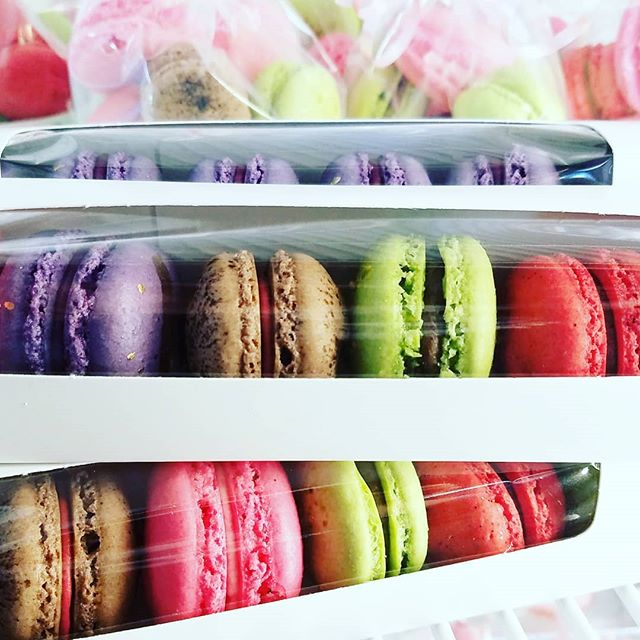 Tomorrow is MACARON MONDAY! Get your boo