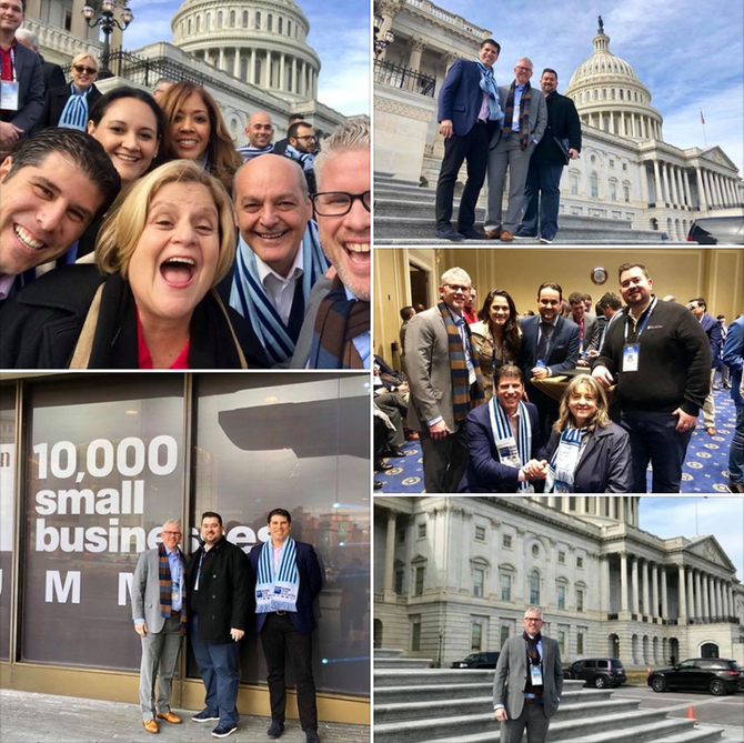 Another memorable day on Capitol Hill