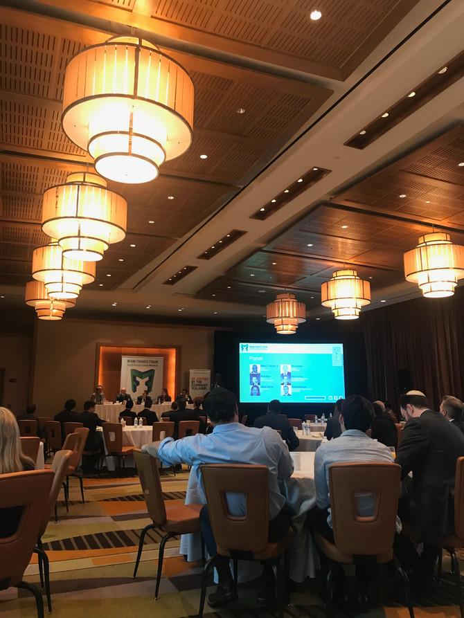 MDO attends MMF CEO Power Breakfast