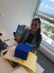 MDO Partners Welcomes Claudia Herbello, our new soon to be Associate Counsel