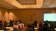 Richard Montes De Oca at HNBA Panel in San Francisco, CA