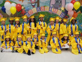 Kid's Graduation for VPK