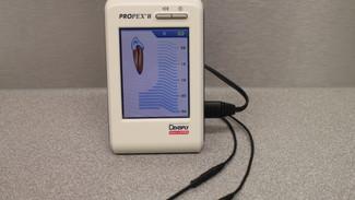 elektrometrische Längenbestimmung