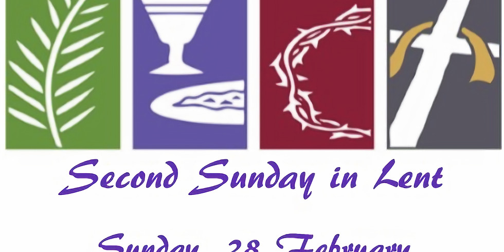 9:30 Service - 2nd Sunday in Lent