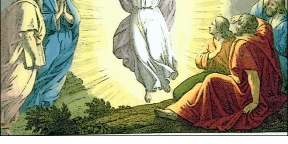 7:30 Said Mass - Transfiguration Sunday