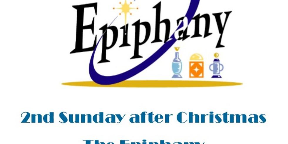 7:30 Service: 2nd Sunday after Christmas - The Epiphany