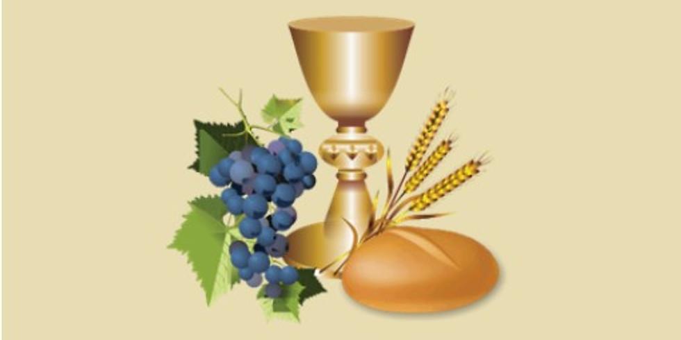 Chrismas Eve Evening Eucharist