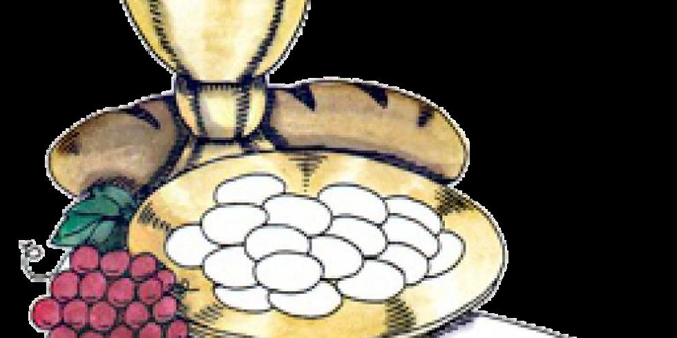 Wednesday Eucharist Service