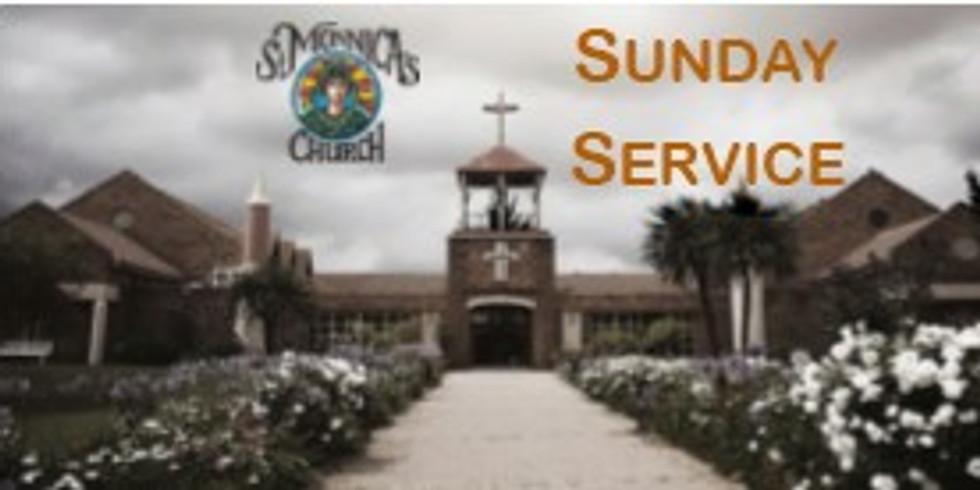 7:30 Said Mass