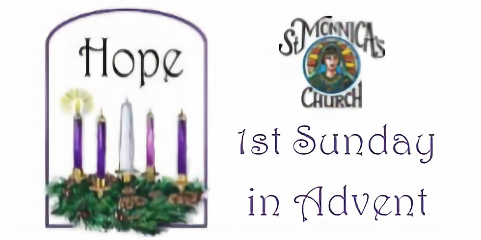 7:30 Said Mass - 1st Sunday in Advent