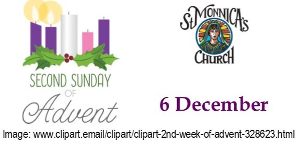 9:30 Mass - 2nd Sunday of Advent