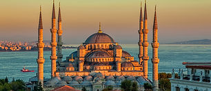 Istanbul_Turkey_Temples_Evening_Sultan_A