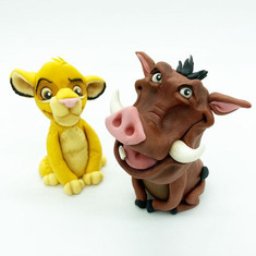 Lion King Birthday Cake Topper, HD Cake Toppers, HD Cakes, Leeds, Yorkshire