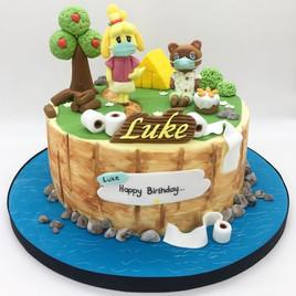 Animal crossing covid Birthday Cake, Leeds, Yorkshire, HD Cakes