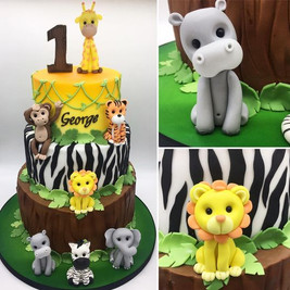 jungle cake Birthday Cake, Leeds, Yorkshire, HD Cakes