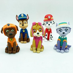 paw patrol Birthday Cake Topper, HD Cake Toppers, HD Cakes, Leeds, Yorkshire