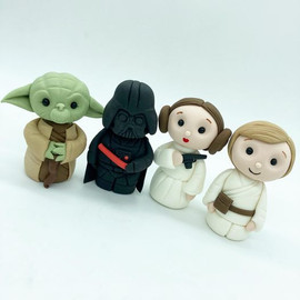 Star Wars Birthday Cake Topper, HD Cake Toppers, HD Cakes, Leeds, Yorkshire