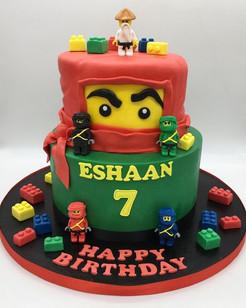 ninjago lego Birthday Cake, Leeds, Yorkshire, HD Cakes