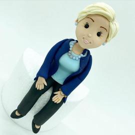 Custom figurine