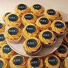Corporate cupcakes for ASE Computers, ex