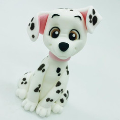 Dalmatian Birthday Cake Topper, HD Cake Toppers, HD Cakes, Leeds, Yorkshire
