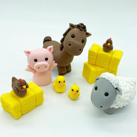 Farmyard Birthday Cake Topper, HD Cake Toppers, HD Cakes, Leeds, Yorkshire