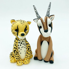 Animal Birthday Cake Topper, HD Cake Toppers, HD Cakes, Leeds, Yorkshire