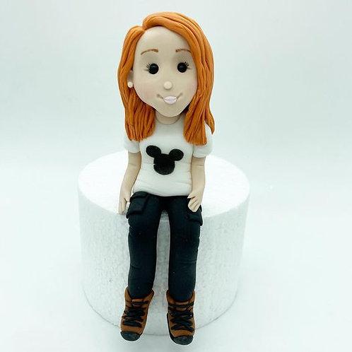 Custom Figurine Cake Topper