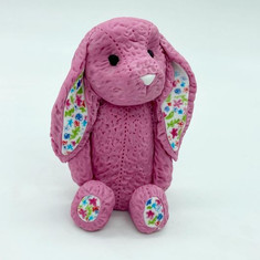 Jellycat Bunny Birthday Cake Topper, HD Cake Toppers, HD Cakes, Leeds, Yorkshire