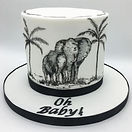 Elephant Cake, HD Cakes Leeds Yorkshire