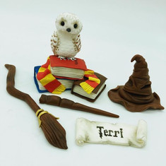 Harry Potter Birthday Cake Topper, HD Cake Toppers, HD Cakes, Leeds, Yorkshire