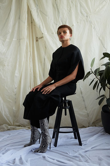 Melbourne Fashion Editorial Featuring Local Australian Designers for Mindly Journal