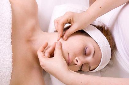 "Facial massage | Beauty center ""Kalonice"""