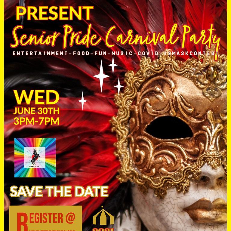 In Person Pride Carnival