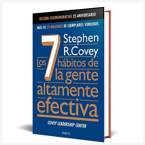 Los 7 Habitos De La Gente Altamente Efectiva Edicion Especial 25 Años
