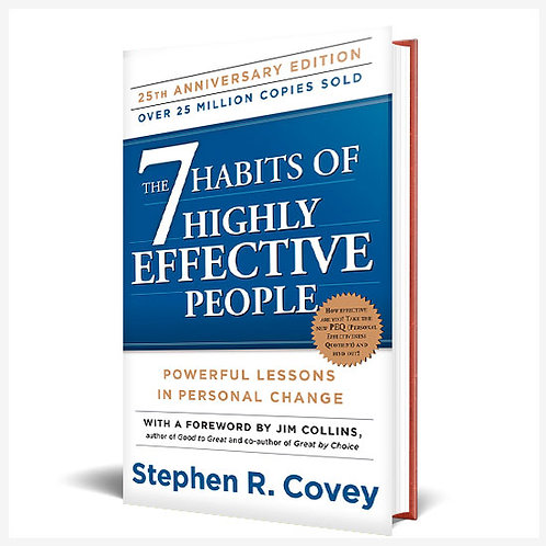 The 7 Habits Paperback