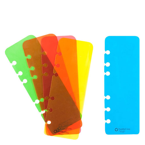 Separadores De Diferentes Colores - Compacto