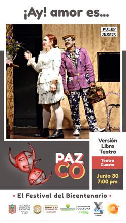 PAZCO IV - Ay Amor es - vertical BAJA