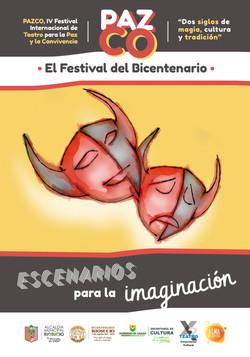 PAZCO IV - Poster sin Fechas Baja