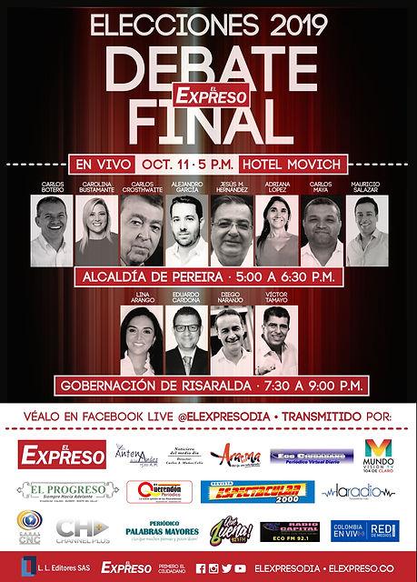 El Expreso Debate -- poster.jpg