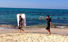 on location bahamas